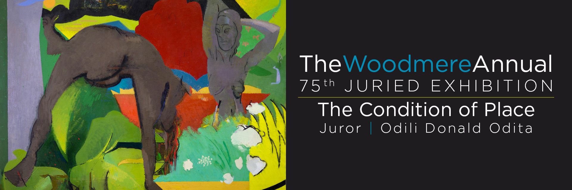 The Woodmere Annual: 75th Juried Exhibition - The Condition ...