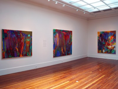 Sam Feinstein: Immersive Abstraction