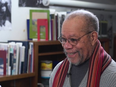 Jerry Pinkney's Arc of Promise, a Conversation with Crystal Lucky