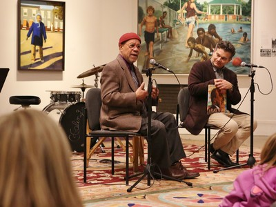 Jerry Pinkney & Bill Valerio, MLK Jr. Day Festival 2020