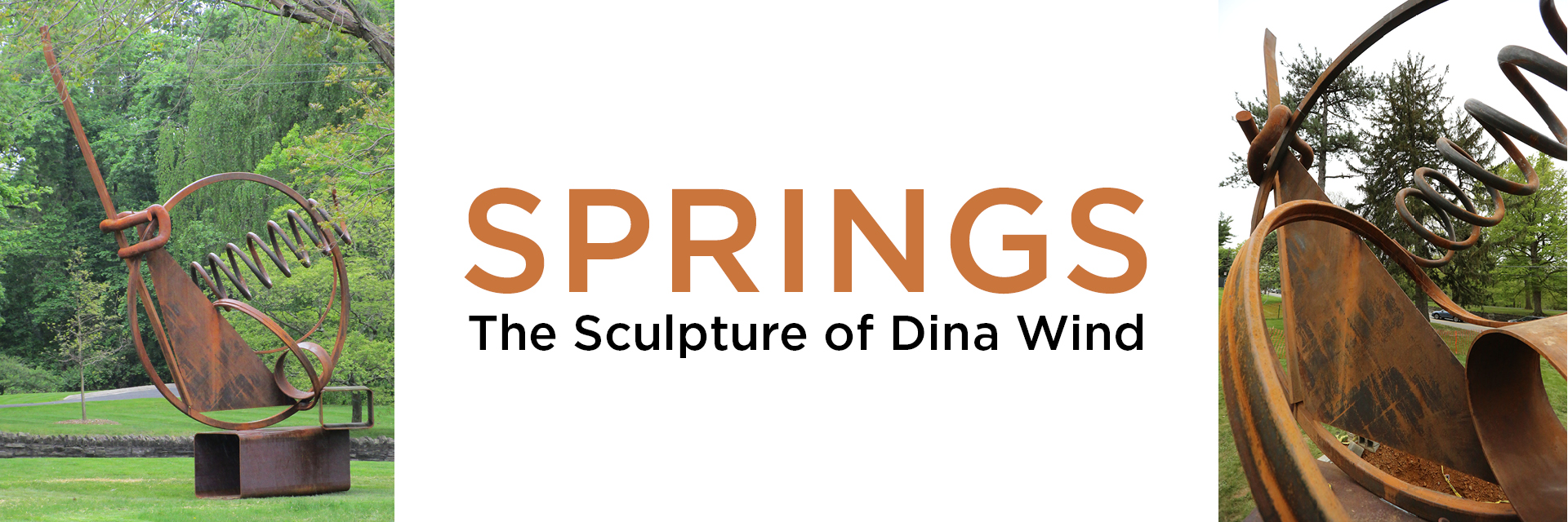 Springs: The Sculpture of Dina Wind