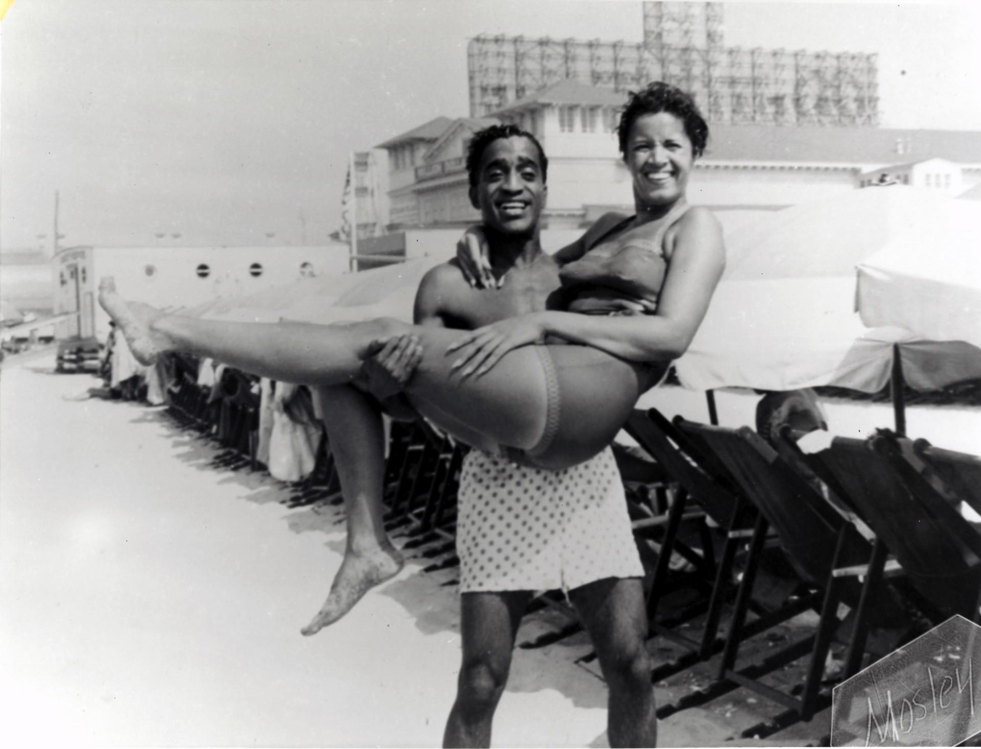 list marriages Actors sammy davis interracial