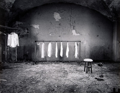 "Untitled [Shirts], from ""Eastern State Penitentiary"" series"