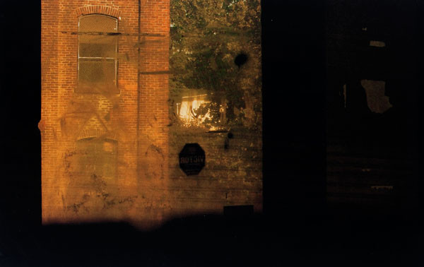 Stuart Shils: Through Old Windows at Wayne Junction Train Station (2009) Archival pigment print