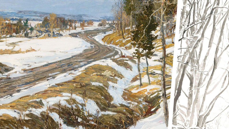 The Pennsylvania Landscape in Impressionism and Contemporary Art