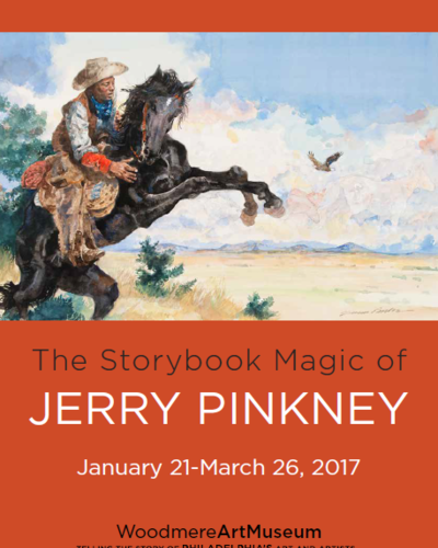 The Storybook Magic of Jerry Pinkney