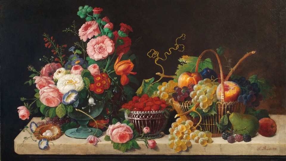 The Glorious Still Life: Severin Roesen, Penelope Harris, and Charles Jay
