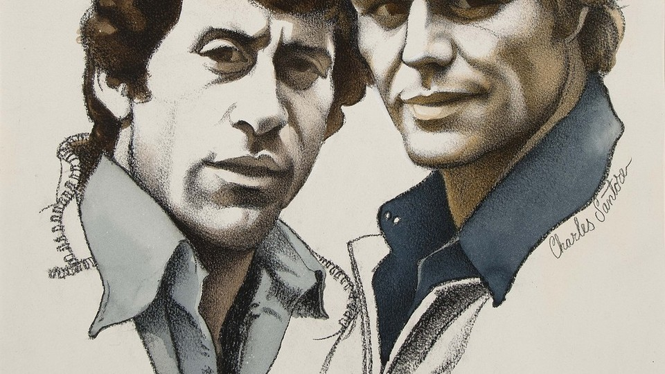 Starsky and Hutch: Paul Michael Glaser and David Soul
