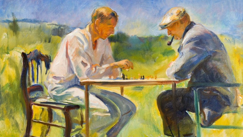 The Chess Game