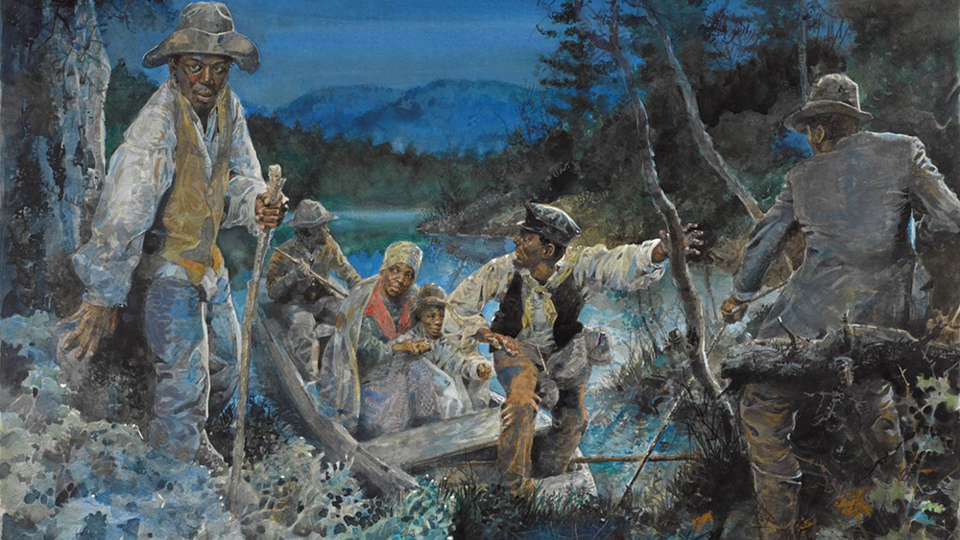 Freedom's Journal: The Art of Jerry Pinkney