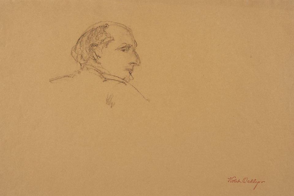 Portrait study of Robert Cecil, 1st Viscount Cecil of Chelwo ... Image 1