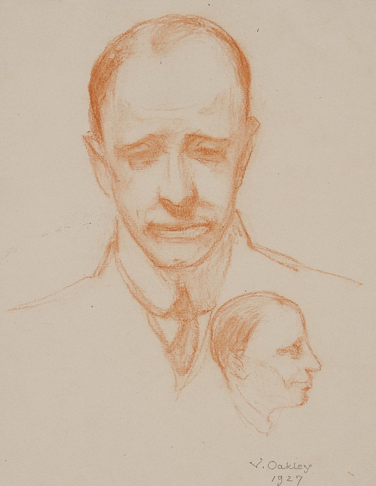 Portrait studies of Sir Eric Drummond, Secretary-General of  ... Image 1