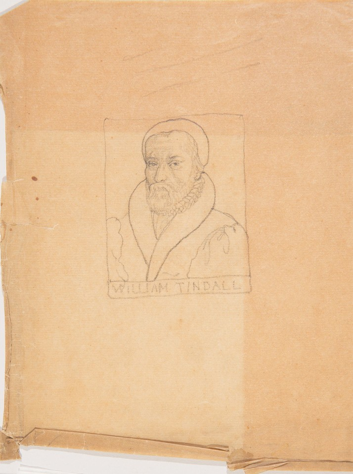 Study of William Tyndale Image 1