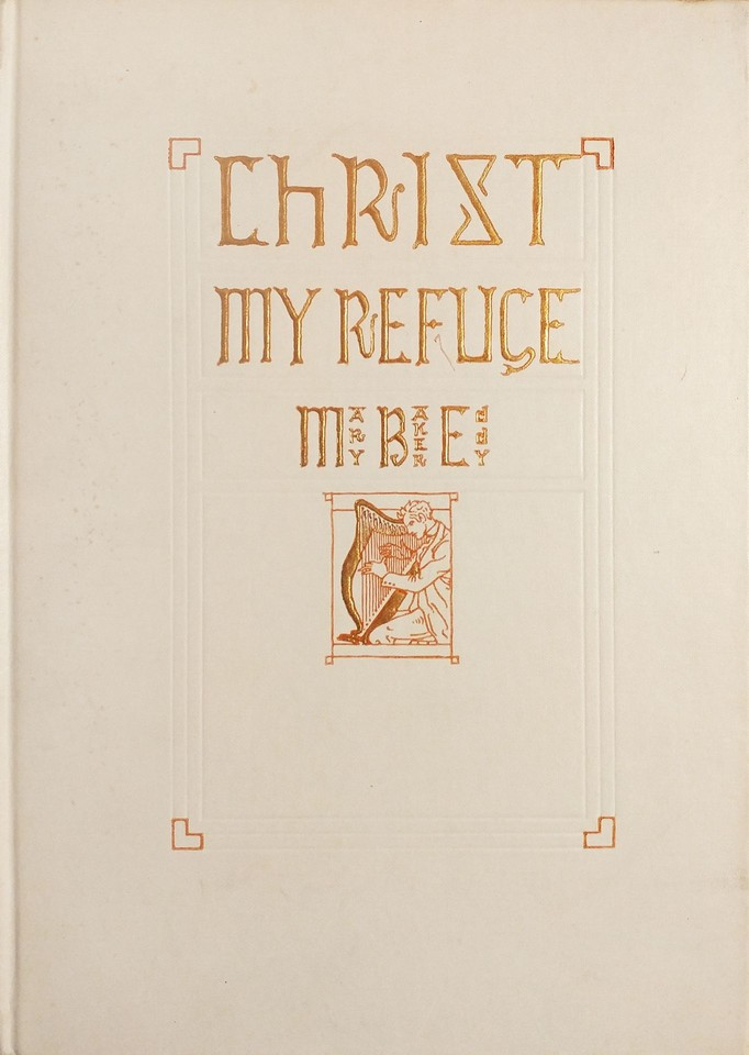 Christ, My Refuge, One of Seven Hymns by Mary Baker Eddy, il ... Image 1
