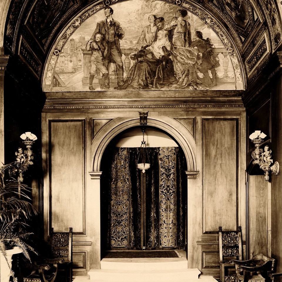 "Yarnall House, ""The House of Wisdom"" Image 1"