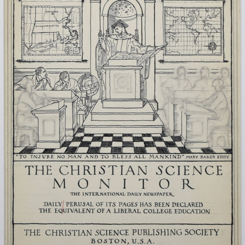 Christian Science Monitor Image 1