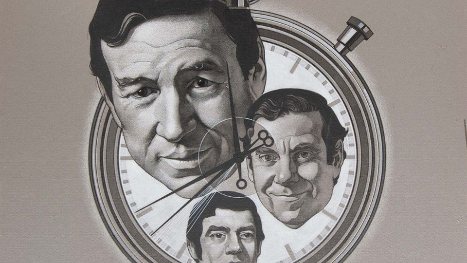 60 Minutes: Mike Wallace, Morley Safer, and Dan Rather